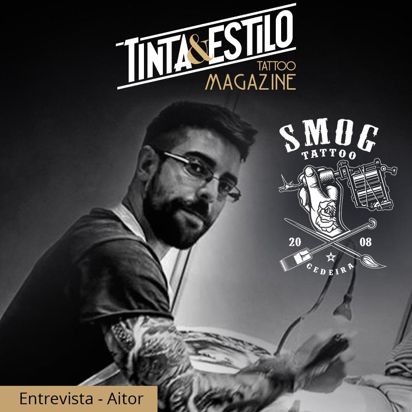 Entrevista Smog Tattoo