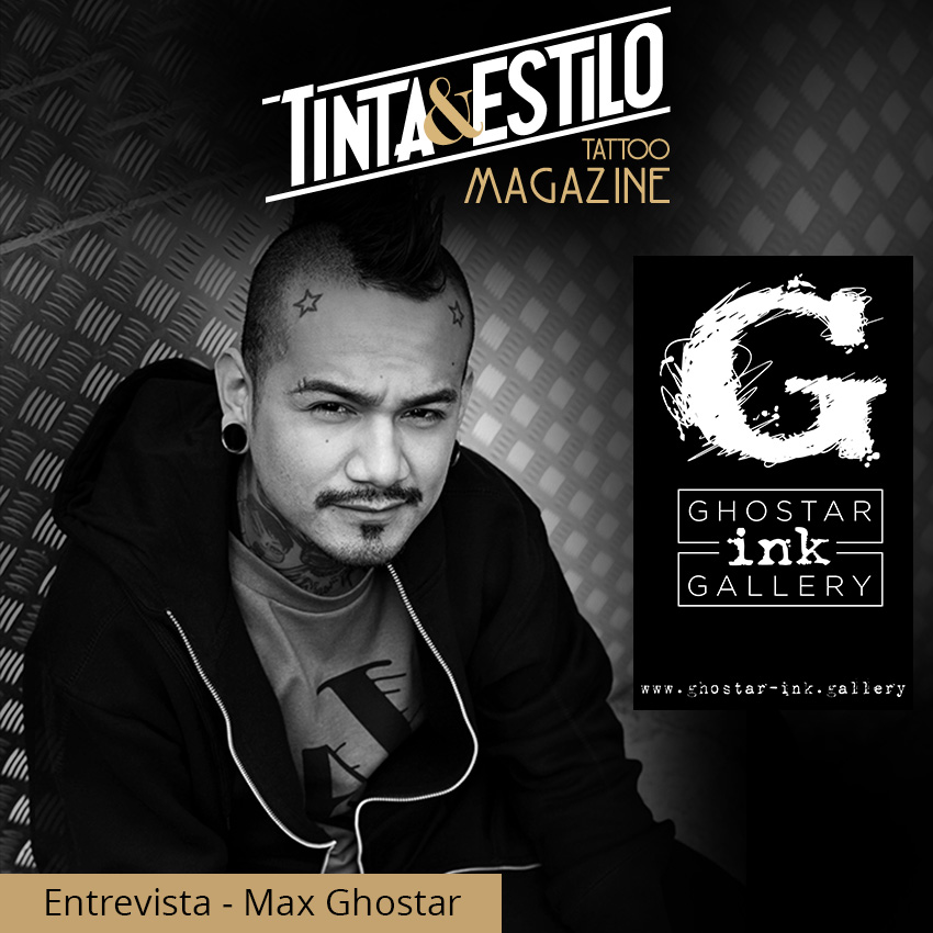 Entrevista Max Ghostar