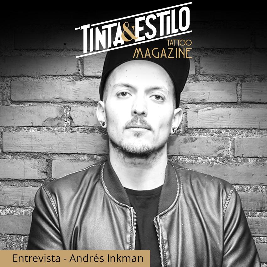 Entrevista Andrés Inkman